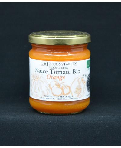 Sauce Tomate Orange Bio