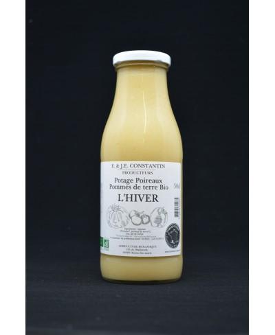 Potage Bio : l'Hiver